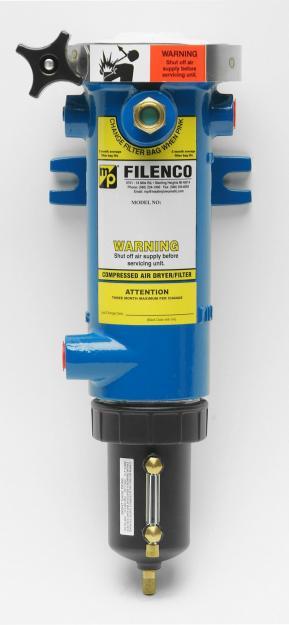 Master Pneumatic Filenco Cac Central Air Compressor