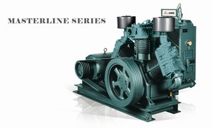 Large Industrial Air Compressors
