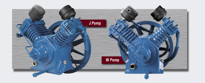 Jenny Air Compressor Pumps