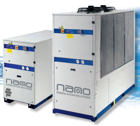 nano C-Series1 industrial process chillers