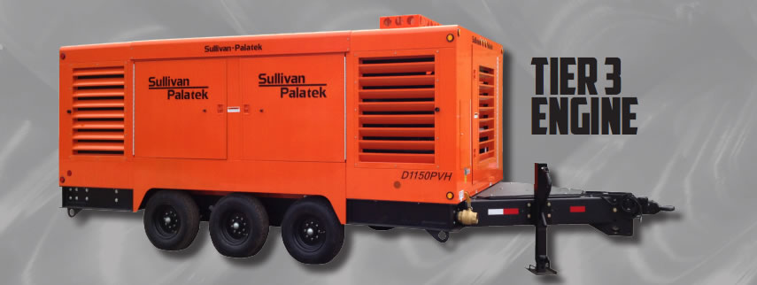 D1150 Two Stage Dual Pressure Dual Capacity Compressors